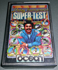 Daley Thompson's Super-Test 128 - TheRetroCavern.com  - 1