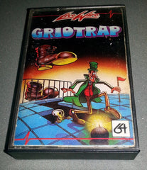 Gridtrap  /  Grid Trap - TheRetroCavern.com  - 1