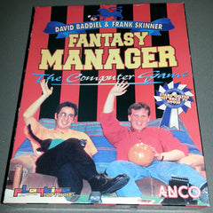 Fantasy Manager - The Computer Game - TheRetroCavern.com  - 1