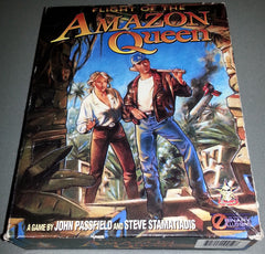 Flight Of The Amazon Queen - TheRetroCavern.com  - 1