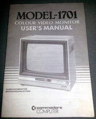 Commodore 1701 (and 1702) Reference Manual - TheRetroCavern.com  - 1