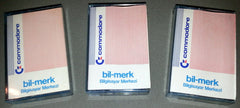 Bil-Merk Commodore-Branded Cassettes x 3 - TheRetroCavern.com  - 1