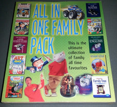 All In One Family Pack   (Compilation) - TheRetroCavern.com  - 1