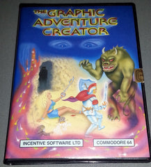 The Graphic Adventure Creator - TheRetroCavern.com  - 1