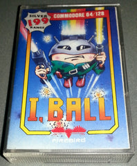 I Ball  /  I, Ball - TheRetroCavern.com  - 1