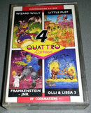 4 Quattro Cartoon   (Compilation) - TheRetroCavern.com