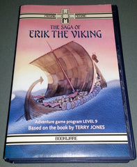 Erik The Viking (The Saga Of) - TheRetroCavern.com  - 1