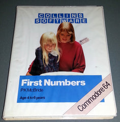First Numbers  (4 to 6 Years) - TheRetroCavern.com  - 1