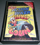 Action Biker / Clumsy Colin - TheRetroCavern.com  - 1