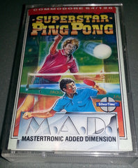 Superstar Ping Pong - TheRetroCavern.com  - 1