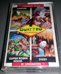 4 Quattro Adventure   (Compilation) - TheRetroCavern.com