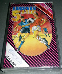 European 5-A-Side  /  Five A Side - TheRetroCavern.com  - 1