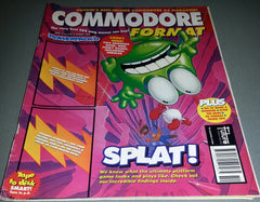 Commodore Format Magazine (Issue 37, October 1993) - TheRetroCavern.com  - 1