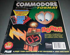 Commodore Format Magazine (Issue 39, December 1993) - TheRetroCavern.com  - 1