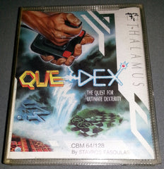 Que-Dex (Quedex) - TheRetroCavern.com  - 1