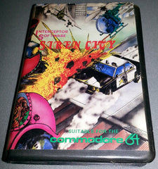 Siren City - TheRetroCavern.com  - 1
