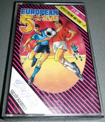 European 5-a-Side - TheRetroCavern.com
