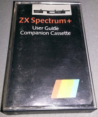 ZX Spectrum+ / Plus - User Guide Companion Cassette - TheRetroCavern.com  - 1
