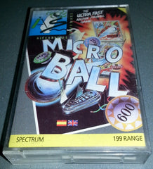 Micro Ball  /  Microball - TheRetroCavern.com  - 1