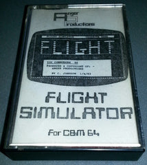 Flight Simulator For CBM64 - TheRetroCavern.com  - 1