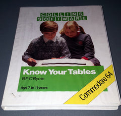 Know Your Tables  (7 to 11 Years)