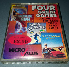 Four Great Games Volume 2   (Compilation)