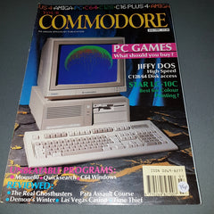 Your Commodore Magazine (July 1989)