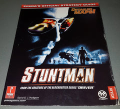 Stuntman Strategy Guide / Walkthrough
