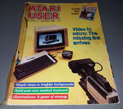 Atari User Magazine - Volume 2, Issue No. 7 (November 1986)