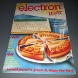 Electron User (Vol 2, No 4,  January 1985)