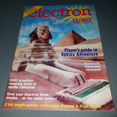 Electron User (Vol 3, No 6, January 1986)