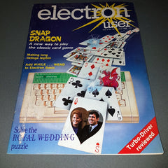 Electron User (Vol 3, No 10, July 1986)