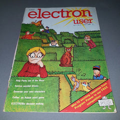 Electron User (Vol 1, No 6, March 1984)