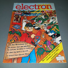 Electron User (Vol 1, No 7, April 1984)
