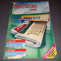 Electron User (Vol 6, No 5, February 1989)