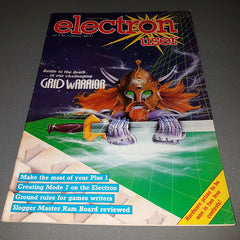Electron User (Vol 4, No 4, January 1987)