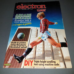 Electron User (Vol 7, No 2, November 1989)