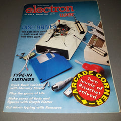 Electron User (Vol 7, No 5, February 1990)
