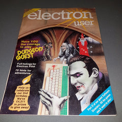 Electron User (Vol 3, No 1, October 1985)