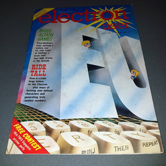 Electron User (Vol 1, No 11, August 1984)