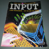 INPUT Magazine  (Volume 1 / Number 1)