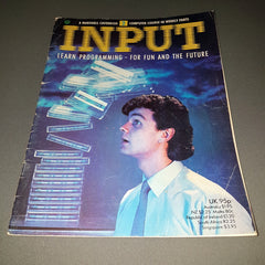 INPUT Magazine  (Volume 1 / Number 2)