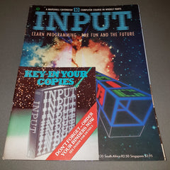 INPUT Magazine  (Volume 1 / Number 10)
