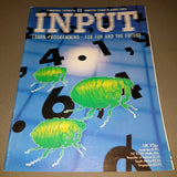 INPUT Magazine  (Volume 1 / Number 11)