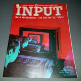 INPUT Magazine  (Volume 1 / Number 16)