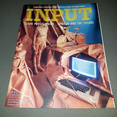 INPUT Magazine  (Volume 1 / Number 17)