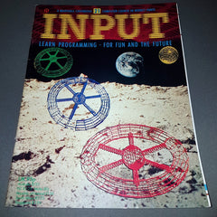 INPUT Magazine  (Volume 1 / Number 21)