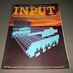 INPUT Magazine  (Volume 1 / Number 25)