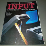 INPUT Magazine  (Volume 1 / Number 26)