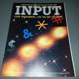 INPUT Magazine  (Volume 1 / Number 29)
